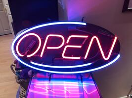 Open sign new