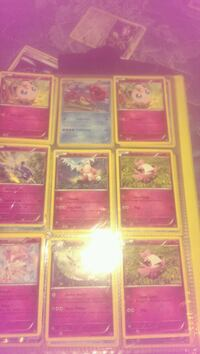 Pokemon binder  2068 mi