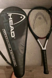 black and white Wilson tennis racket Washington, 20024