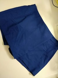 Zara size m basic blue short Richmond, V6Y 2B6