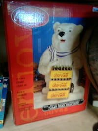 Polar Bear figurine box