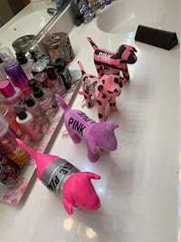 Pink dogs Lancaster, 93534
