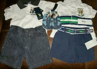 Polo by Ralph Lauren baby clothing 6 to 9 month