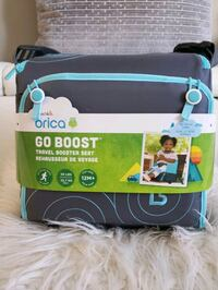 Booster seat for kids Brica NEW Edmonton, T5Z 0C6