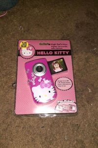 Hello kitty hi definition cam/video