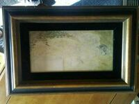 Antique framed picture Flatwoods, 41139