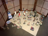 Mini Ceramic Lighthouses $3.00