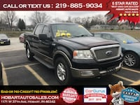 2004 FORD F150 SUPERCREW Hobart, 46342