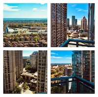 1 bedroom plus den for rent in prime Mississauga location. Mississauga, L5B