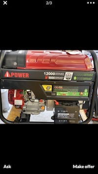 i-power 12,000 Watts Generator
