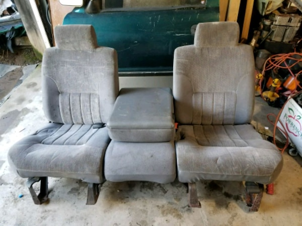 Miraculous 1997 Dodge Ram Front Bench Seat Complete Dailytribune Chair Design For Home Dailytribuneorg