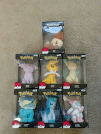 Lot of 7 Eevee ToysRus Exclusive  Laurel, 20707