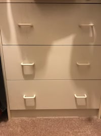 Storage cabinet/ chest with three drawers Vienna, 22180