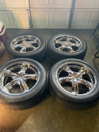 Wheels and Tires for suv and truck