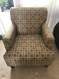 Quality Armchair. *Cover included for free!