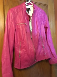 Pink leather jacket Windsor, N8X 4S1