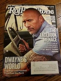 Rolling Stone, Issue #1311/1312, April 19-May 3, 2018