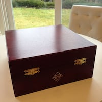 Royal Selangor Sovereign Coffee Set in Wooden Gift Box Richmond Hill, L3T 0A8