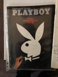 Vintage Playboy Magazines from 1960's