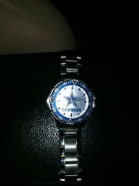 Dallas Cowboys Watch with free Citizen Eco-Drive Oldsmar, 34677
