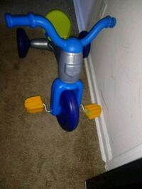 blue and gray plastic trike Oxon Hill, 20745