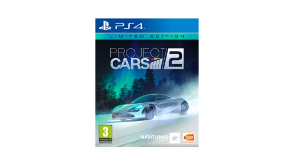 Sony PS4 Project Cars 2 Limited Editions b01c14ce-ab99-4614-9a02-c9dfb7b84f45