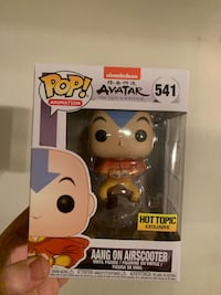 Aang on airscooter funko pop Las Vegas, 89148