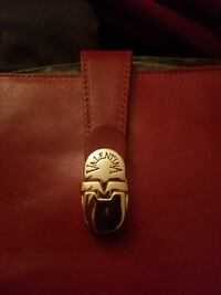 red Valentina leather bag. Never used Reno, 89506