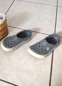 Size 10/11 Crocs $10 firm Mississauga, L5W