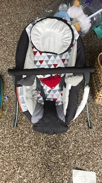 baby's black and gray stroller Palm Harbor, 34685