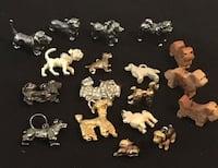 Lot Of 18 Dog Charms-Poodle, Yorkie & More! Lutz, 33549