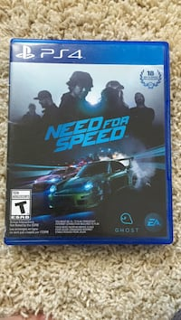 Sony PS4 Need for Speed case Deer Park, 60010