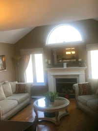 Couch, Loveseat, Table  Brampton, L6R 2Y6