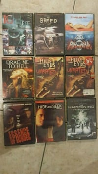 DVD lot need gone Brantford, N3S 4W3