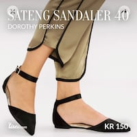 Sateng sandaler 40 Asker, 1386
