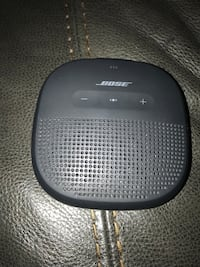 black and gray Bose portable speaker Las Vegas, 89139
