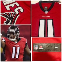 Atlanta Falcons Julio Jones jerseys. Brand new, quality stitched and embroidered with tags    Locust Grove, 30248