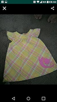 Baby girl dress 0-3months Sacramento, 95824