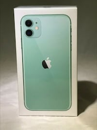 iphone 11 green 64gb Toronto