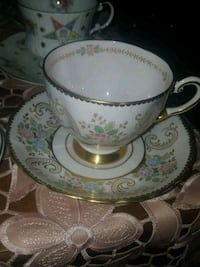 Tuscan Bone China Teacup and Saucer Calgary, T2Y 2W5