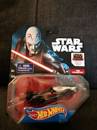 The Inquisitor Starwars HotWheels Car Collectible Charleston, 29414