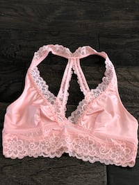 New bralette satin & lace with tags Size XS AERIE Markham, L6E 0H0