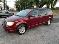 2008 Chrysler town and country touring only 101,000 original miles. $4500 or best offer cash only Gwynn Oak