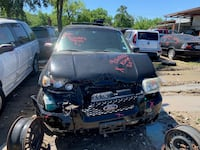 FOR PARTS ONLY - 2006 Ford Escape 3.0 Engine  Houston