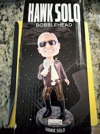 Coolest Star Wars Hank Solo Sox Bobblehead ( new)
