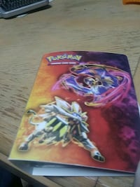 A Pokemon mini folder with at least 35 cards insid Fort Worth, 76110