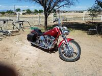 red and black cruiser motorcycle Chino Valley, 86323