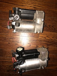 Two Mercedes Benz airmatic compressor pumps 2000 to 2006 s430 4matic with airmatic Beltsville, 20705