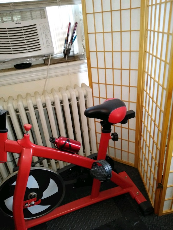 Exercise bike 3