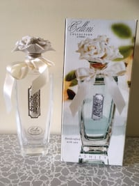 Cellini Collection by Studio Crystal Perfume Bottle